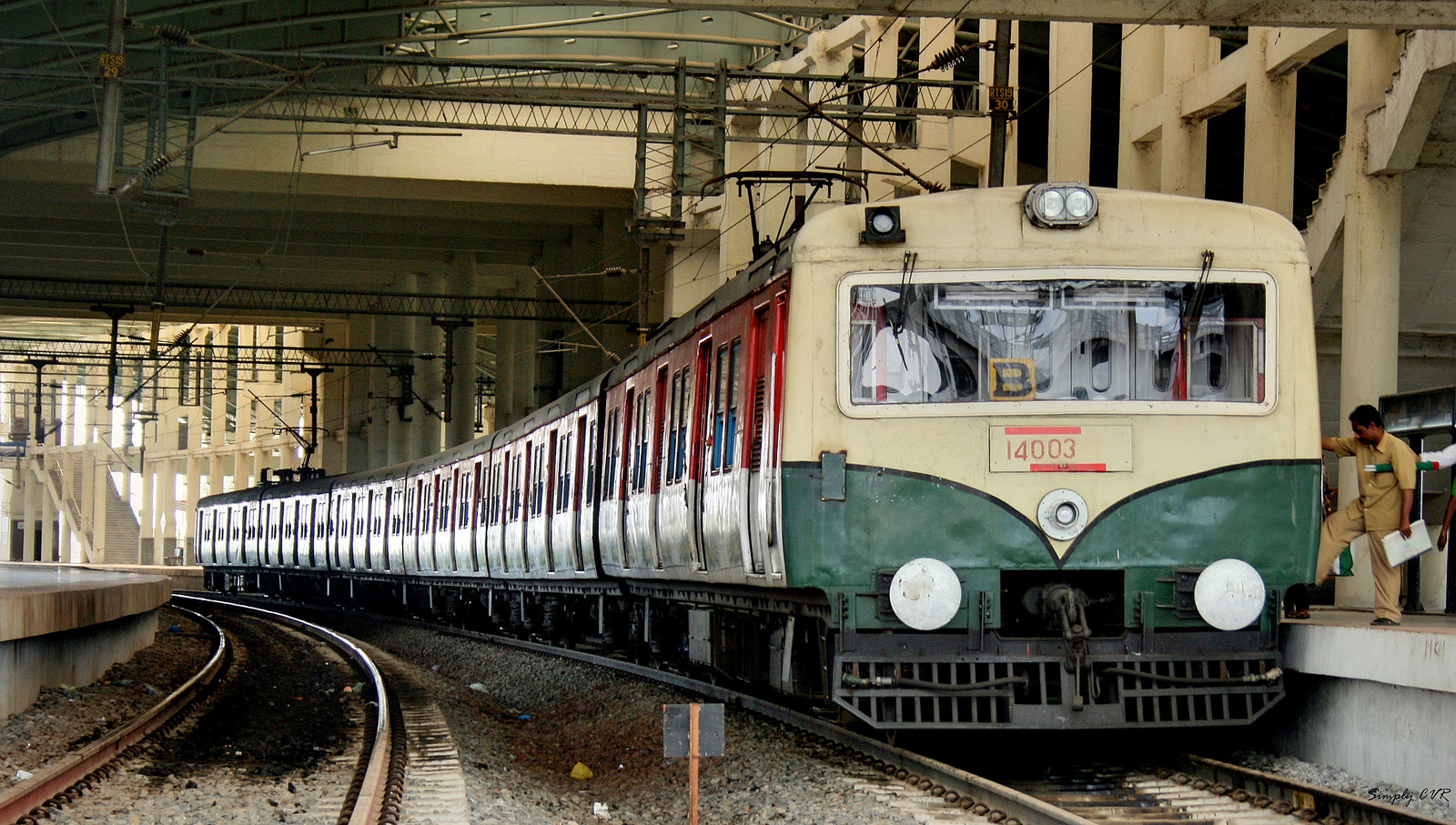 Local Train Stations in Chennai