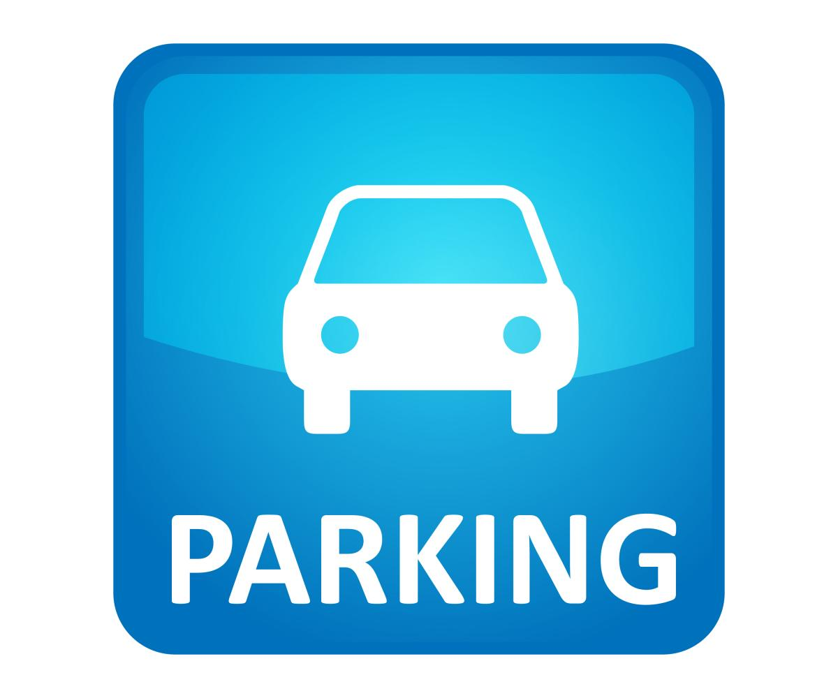 Car Parking Logo