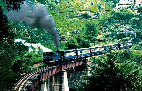 Ooty Toy Train Photography